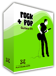 Rock and Pop Guitar Loops