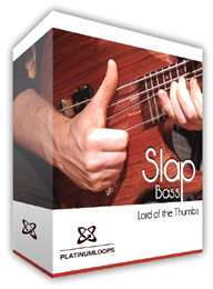 Slap Bass Loops for Reason