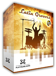 Latin Drum Loops for Reason