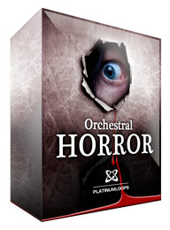 Orchestral Horror Music Samples for Reason Refills