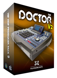 Hip Hop Loops for Reason - The Doctor V2