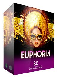 Euphoria - House FX Loops for Reason