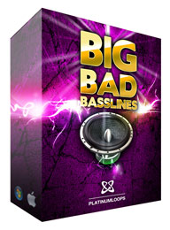 Electro House Samples for Reason - Big Bad Basslines