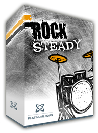Rock Drum Loops for Reason