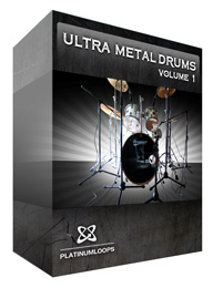 Ultra Metal Drum Loops Reason Refill