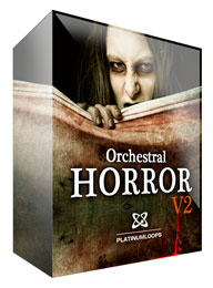 Orchestral Horror Movie Samples for Reason
