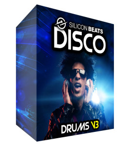 Disco Drum Loops Reason Refill