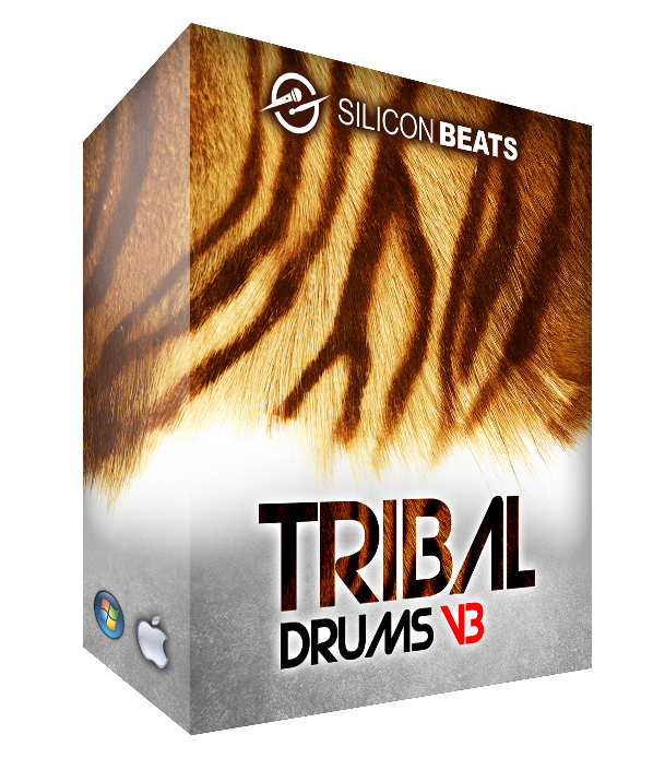 Cinematic Tribal Drum Loops Reason Refill