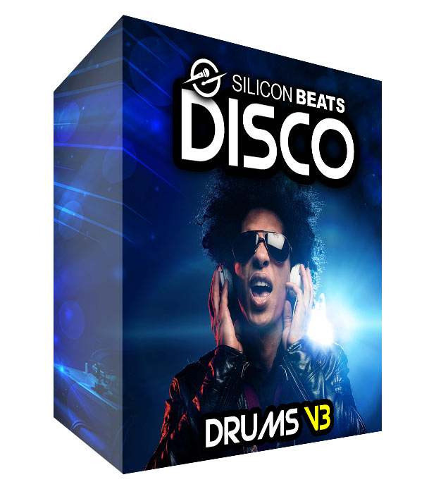 Disco Drum Loops Refill – Reason Refills